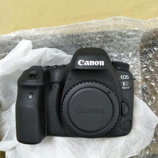 佳能(Canon)EOS 6D2/6D Mark II 专业全画幅数码单反相机 配佳能24-105mm IS STM 晒单图
