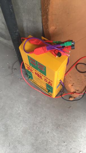 双路投币电瓶车快速充电站充电器10币充电桩 晒单图