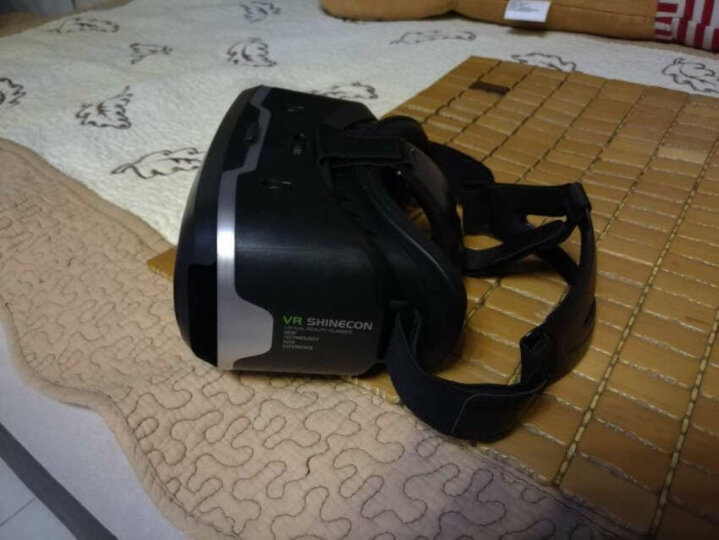 千幻魔镜G04A vr眼镜虚拟现实3D眼镜 VR智能头盔 成人头戴式vr游戏机手机影院视听一体机ar 【影视标准版】VR眼镜+海量资源+VR试用大礼包 晒单图