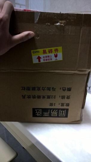 网易严选 传世珐琅锅 铸铁搪瓷炖锅煲汤锅 22cm直火电磁炉通用锅具 胭脂红 晒单图