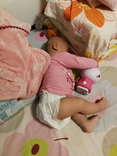 泰迪熊尿不湿臻薄宠爱宝宝纸尿裤婴儿超薄舒适透气 L80片 晒单图
