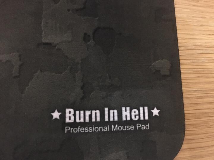 地狱火(FIRE-PAD)二代鼠标垫(HELL 2代) 晒单图