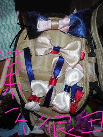 diy手工制作蝴蝶结发饰头饰发夹发卡材料包饰品配件丝带儿童套装自己手工制作的发饰 成人材料包6号 晒单图