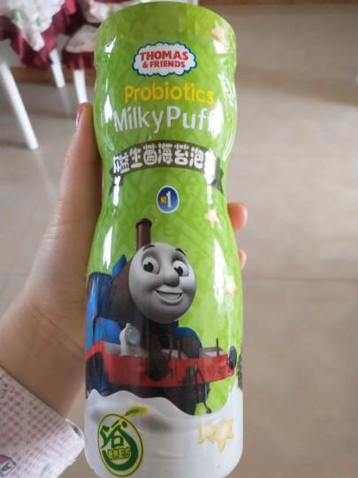 小火车(THOMAS & FRIENDS)泡芙 益生菌牛奶泡芙(海苔味) 60g 晒单图