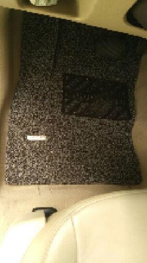 固特异(Goodyear)丝圈汽车脚垫 飞足系列 适用福特福克斯/蒙迪欧/福睿斯/金牛座脚垫 厂家直发 灰黑 晒单图
