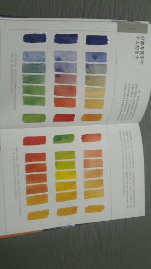 如何调配颜色/西方无师自通绘画教程 晒单图