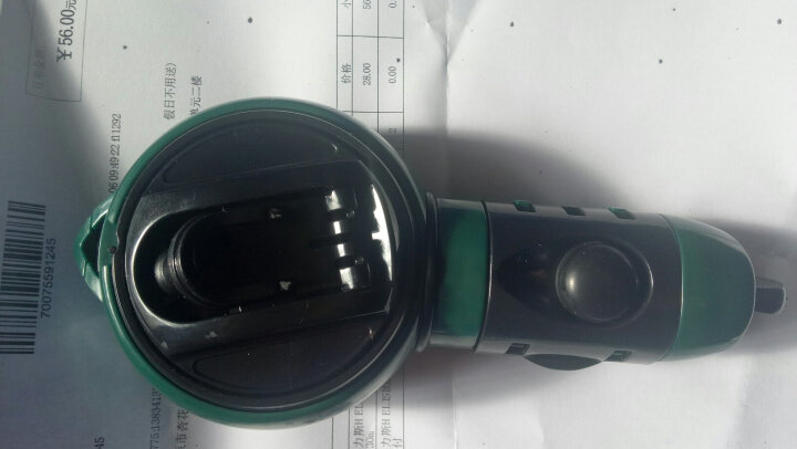 赫力斯HELISI3倍速手卷式墨斗划线器木工弹线器30m 晒单图