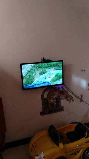 夏新(AMOI) MX32窄边框32英寸高清蓝光LED平板液晶电视机 家用黑色卧室彩电 晒单图