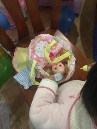 咪露(Mell Chan)公主玩具女孩玩具咪露娃娃洋娃娃女童玩具儿童玩具礼物-咪露妹妹睡篮套装513361 晒单图