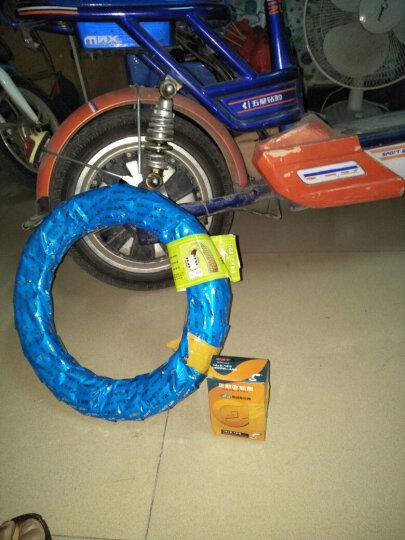 正新轮胎 14x2.125 电动车三轮车自行车摩托车电瓶车轮胎 C-1488耐磨型 外胎+内胎 晒单图