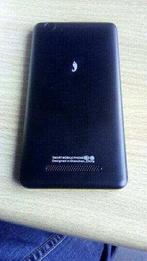 小辣椒 红辣椒Q5+ 黑色 全网通 移动联通电信4G手机 双卡双待 晒单图