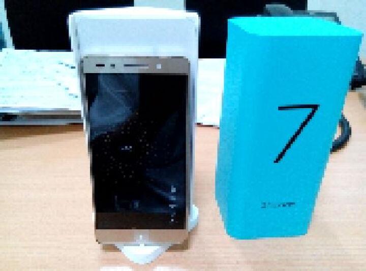 【简约套装】荣耀7(PLK-AL10)3GB+64GB内存版 荣耀金 移动联通电信4G手机 双卡双待双通 晒单图
