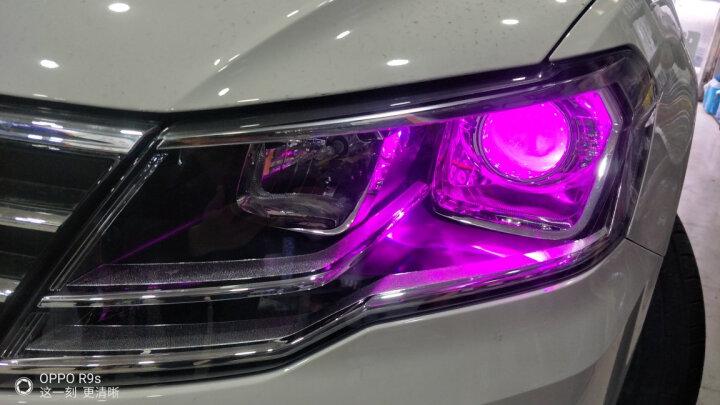 阿帕5 海5双光透镜氙气灯安定器套装D1S疝气灯泡远近光一体汽车车灯前大灯改装 晒单图