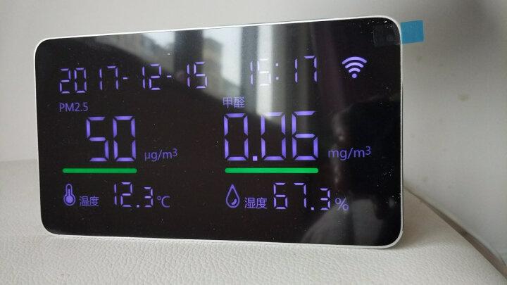 PHICOMM斐讯智能运动手环W1 双星定位 IP67防水防尘 心率监测 睡眠监测 适配Android& iOS 黑色 晒单图