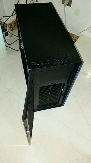 先马(SAMA)黑洞3 黑色 全塔机箱 (支持ATX主板/静音/宽大箱体/标配3把风扇/调速器/读卡器/ATX-Ⅲ结构) 晒单图