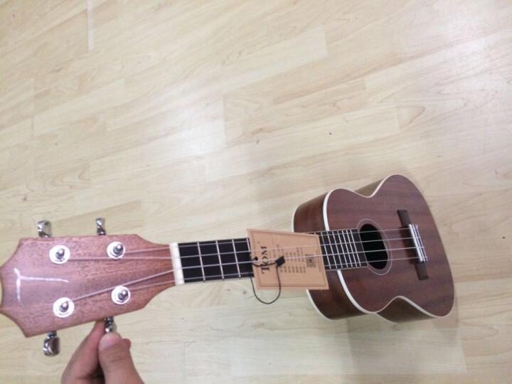 TOM 尤克里里23寸26寸21寸小吉他乌克丽丽儿童成人ukulele 23寸TUC-280【云杉单板】 晒单图