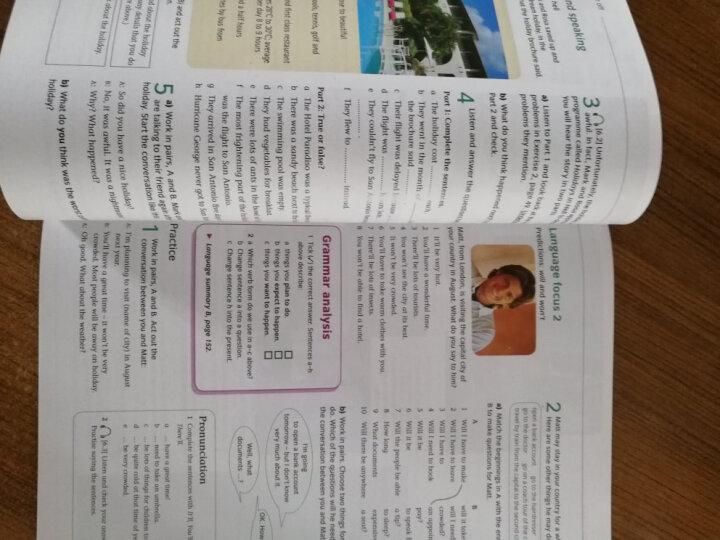 朗文当代英语教程3(学生用书)(附赠小词典) 晒单图