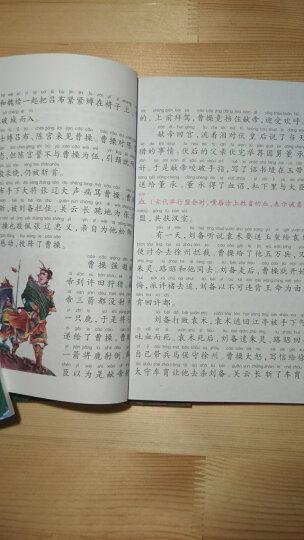 小笨熊四大名著青少 4-12岁新课标课外阅读西游记 三国演义 红楼梦 水浒传彩图注音 晒单图