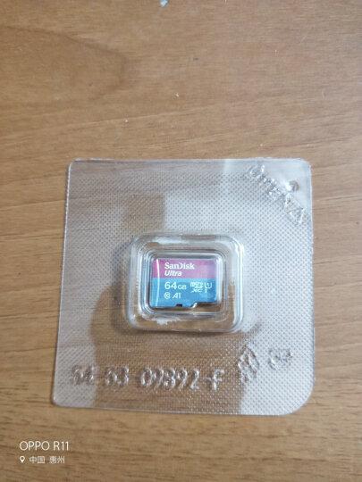闪迪(SanDisk)64GB 读速160MB/s 写速150MB/s 至尊超极速CompactFlash存储卡 UDMA7 CF卡 晒单图