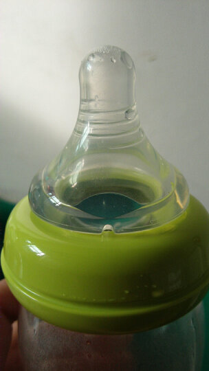 gb好孩子宽口径玻璃奶瓶新生儿礼盒 晒单图