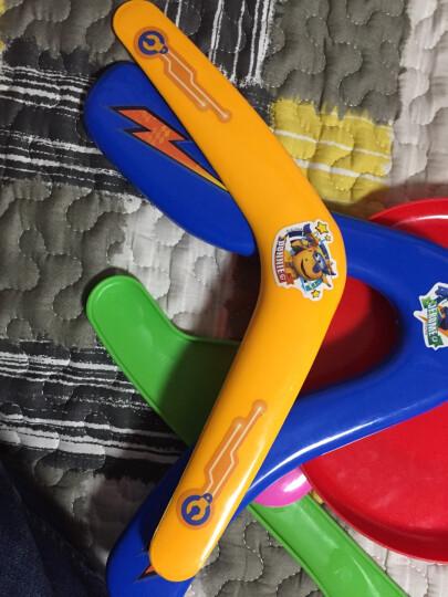 【动漫城】奥杰 超级飞侠 回旋飞镖户外儿童玩具飞盘飞碟幼儿园小学生运动回旋标 5合1飞盘回旋镖 晒单图