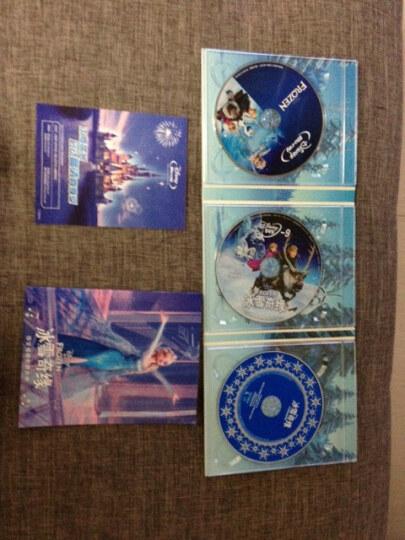 冰雪奇缘(蓝光碟 BD+DVD+CD) 晒单图