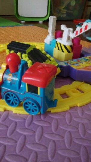 托马斯和朋友(Thomas) 合金小火车 电动轨道火车玩具套装 托马斯幽灵探险之旅套装 BMF09 晒单图