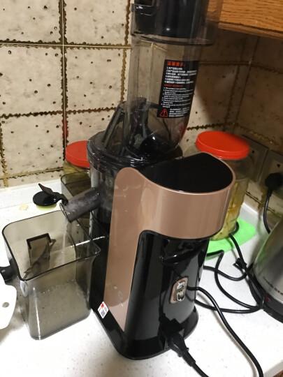 SKG 榨汁机家用渣汁分离慢速原汁机商用大口径多功能全自动果汁机辅食电动蔬菜迷你多汁 大口径果汁机 A10 晒单图
