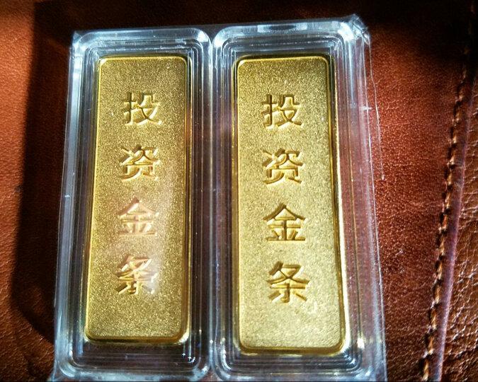 雅俪珠宝(elens) 黄金金条金砖 足金999.9金条 投资金收藏送礼中国金条 80克套餐:8个10克组成 1-3个工作日出货 晒单图