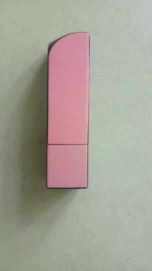 欧珀莱(AUPRES)盈彩润泽唇膏4g(105樱花粉)(自然盈亮 持久润泽) 晒单图