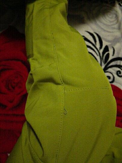 winpolar 冲锋裤男女户外加绒加厚运动登山徒步骑行保暖防风软壳裤子 男款仿生大树迷彩 L 晒单图