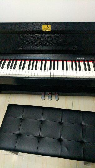 相思鸟(LOVEBIRD) 电钢琴 88键电子数码智能钢琴 成年人儿童 重锤三踏板带翻盖可接手机平板 XS3307 晒单图