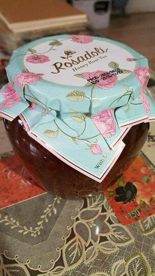 保加利亚进口 冲饮 罗丝多丽Rosadoli 蜂蜜玫瑰茶680g 可以吃的玫瑰 可以品尝的浪漫 夏季冷饮冬季热饮更佳 晒单图