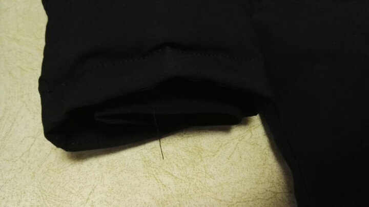 罗蒙(ROMON)羽绒服男中长款加厚2018冬季新品爸爸装中老年大码羊毛领可脱卸帽冬装外套 卡其8881 170 晒单图