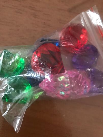 儿童串珠女孩玩具水晶钻石宝石套装手链项链手工礼盒礼物穿珠 七彩小猪串珠套装送礼品袋 晒单图