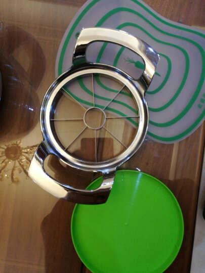 水果切板 砧板 透明家用切菜板厨房小件树脂磨砂分类水果垫 晒单图