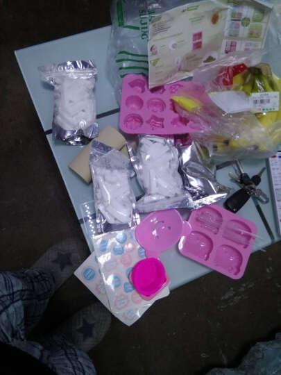 手工皂材料套餐自制奶皂天然皂基模具套装 母乳制作香皂材料包 晒单图