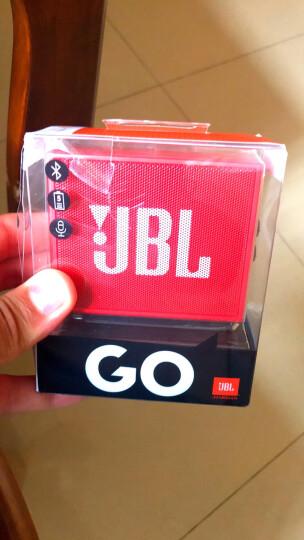 JBL GO 音乐金砖 蓝牙音箱 低音炮 户外便携音响  迷你小音箱 可免提通话 玫瑰红 晒单图