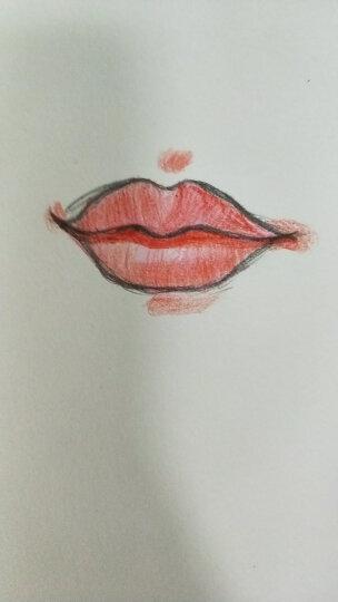 凡高空白笔记本艺术人生素描本速写本空白涂鸦本绘画手绘本写生本加厚正反可用空白记事本 黑色带花款 晒单图