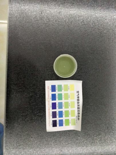 锐巢 甲醛检测盒测甲醛试纸仪器 甲醛测试仪自测剂家用 空气甲醛检测仪 1盒装 晒单图