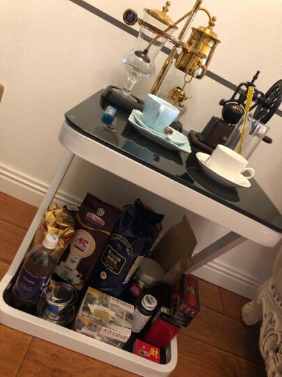 帝国(Diguo) 二号皇家比利时咖啡壶 酒精灯虹吸式煮咖啡机 家用咖啡具 皇家二号银色 晒单图