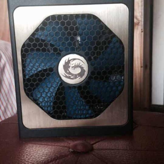 长城(GreatWall)额定650W FIRE650电源(80PLUS铂金牌/全日系电容/DC-DC/全模组/14CM双滚珠/七年质保) 晒单图