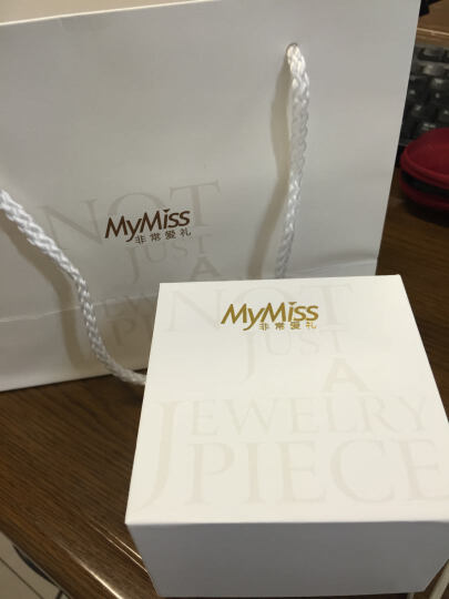 MyMiss Mymiss925银镀铂金花朵 韩版时尚银饰 向日葵 耳环(金色) 晒单图