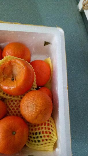 新鲜橘子正宗广西皇帝柑贡柑蜜桔橘子黄帝柑 孕妇水果 10kg 晒单图