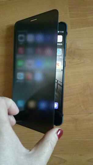 【京东配送 】华为原装Mate9手机壳防摔保护套 智能休眠全景视窗手机套全包壳 后壳--导航版--灰色 晒单图
