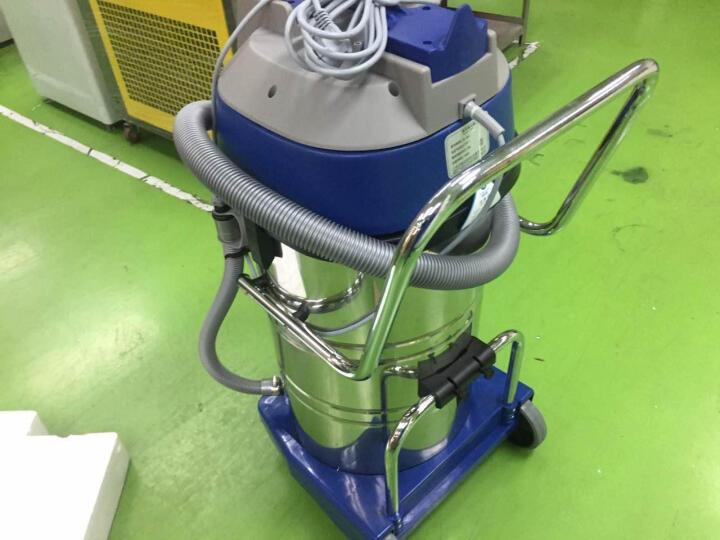 CHAO JIE LIANG 吸尘器 60L吸水机 静音吸尘器 80L工业商务洗车用吸尘机吸水机 超静音80L/3马达 晒单图