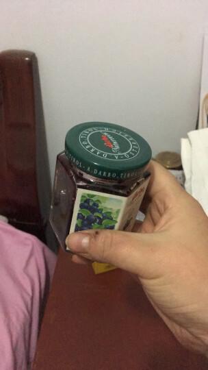 奥地利原装进口 德宝蓝莓果酱200g口感纯正果肉含量高包邮 晒单图