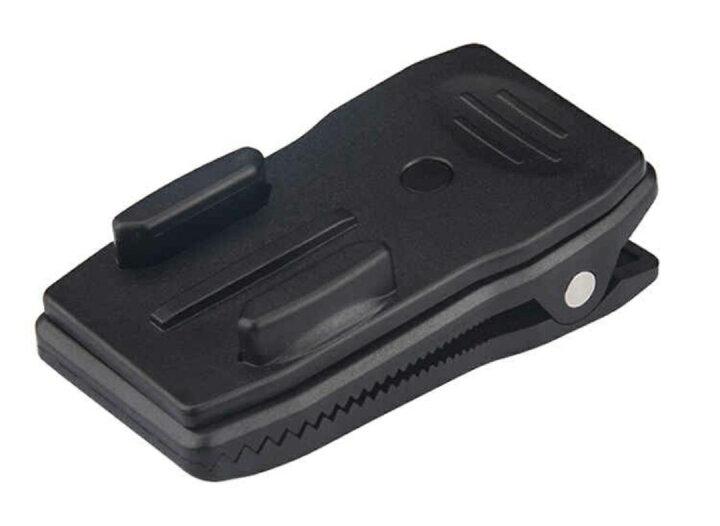 劲码 GoPro Hero 6 5 4 3+背包夹 360度多功能调节夹子 小蚁山狗背包夹 背包夹快插款 需自行搭配J型座 晒单图