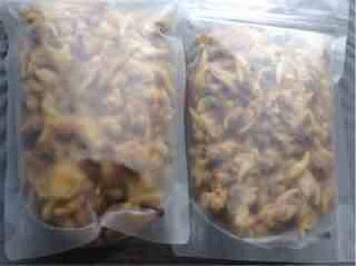参思堂 蛤蜊干花蛤肉干黄蚬子肉 海鲜干货280g 晒单图