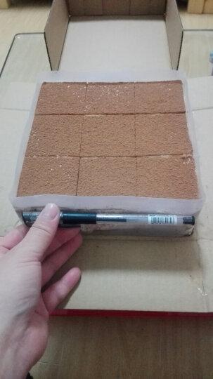 约翰丹尼 双色巧克力慕斯 冷冻生日蛋糕 950g 16片 下午茶点 晒单图